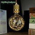 G95 LED bulb bar wedding party home decor holiday christmas lights string bulb globe Edison bulb 2W 110V-220V
