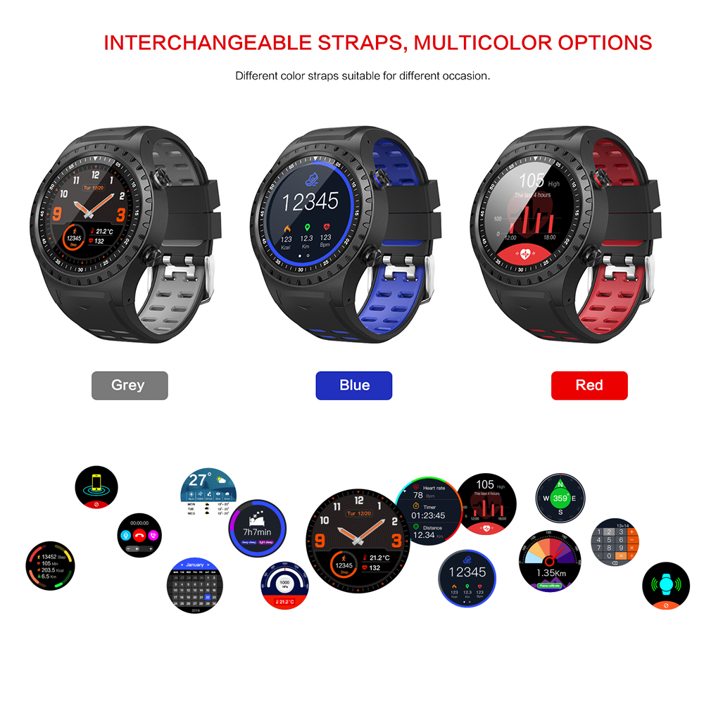 M1 bluetooth Professional Sport Modes Outdoor Activity Tracker IP67 Waterproof Support GPS Smart Watch Men For Android IOS цена