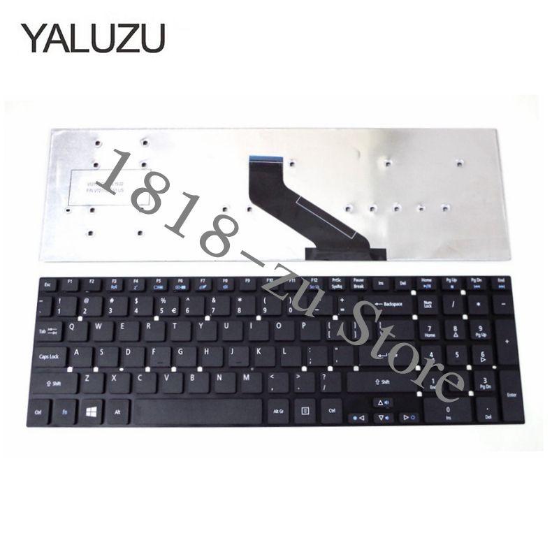 YALUZU US English Keyboard No Frame for Acer Aspire V3 571G 73618G75BDCAKK V3 571G|Replacement Keyboards| |  - title=