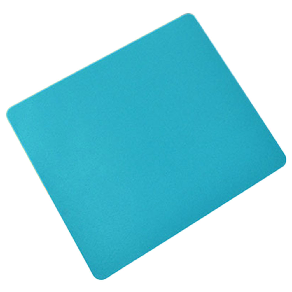 Ultra-thin Optical Mousepad Anti-Slip Wrist Rests Mice Mouse Pad Mats For Gaming Laptop