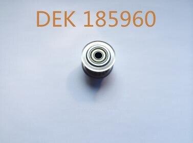 para Dek Máquina de Impressão de 185960 Polia Qualidade Original