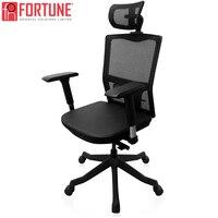 Бесплатная доставка Новое офисное кресло эргономичного дизайна сетки игровые компьютерные кресла черная Офисная Мебель поворотный стул д