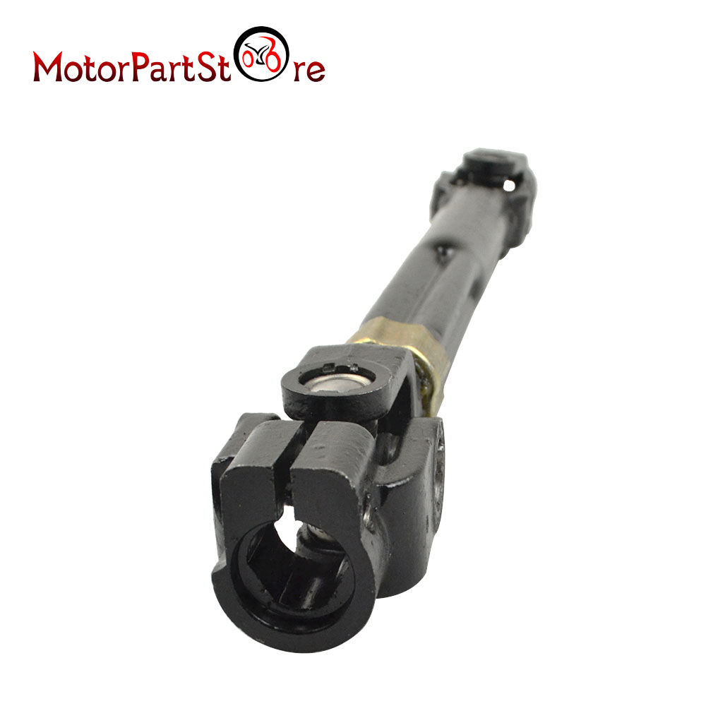 425-361 Lower Intermediate Coupler Steering Shaft 8L3Z-3B676-B Rag-Joint Universal U-Joint for 2004 2005 2006 2007 2008 Ford F-150 2006 2007 2008 Lincoln LT 8L3Z3B676B 425361