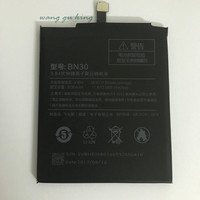 100 Original Backup New BN30 Battery 3030mA6h For Xiaomi Redrice 4A Hongmi 4A Battery In Stock