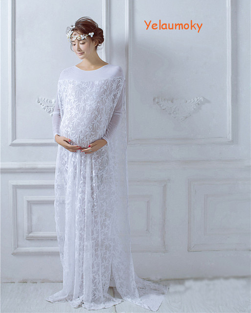 Maternity Dresses for Photo Shoot Maternity Photography Props ...