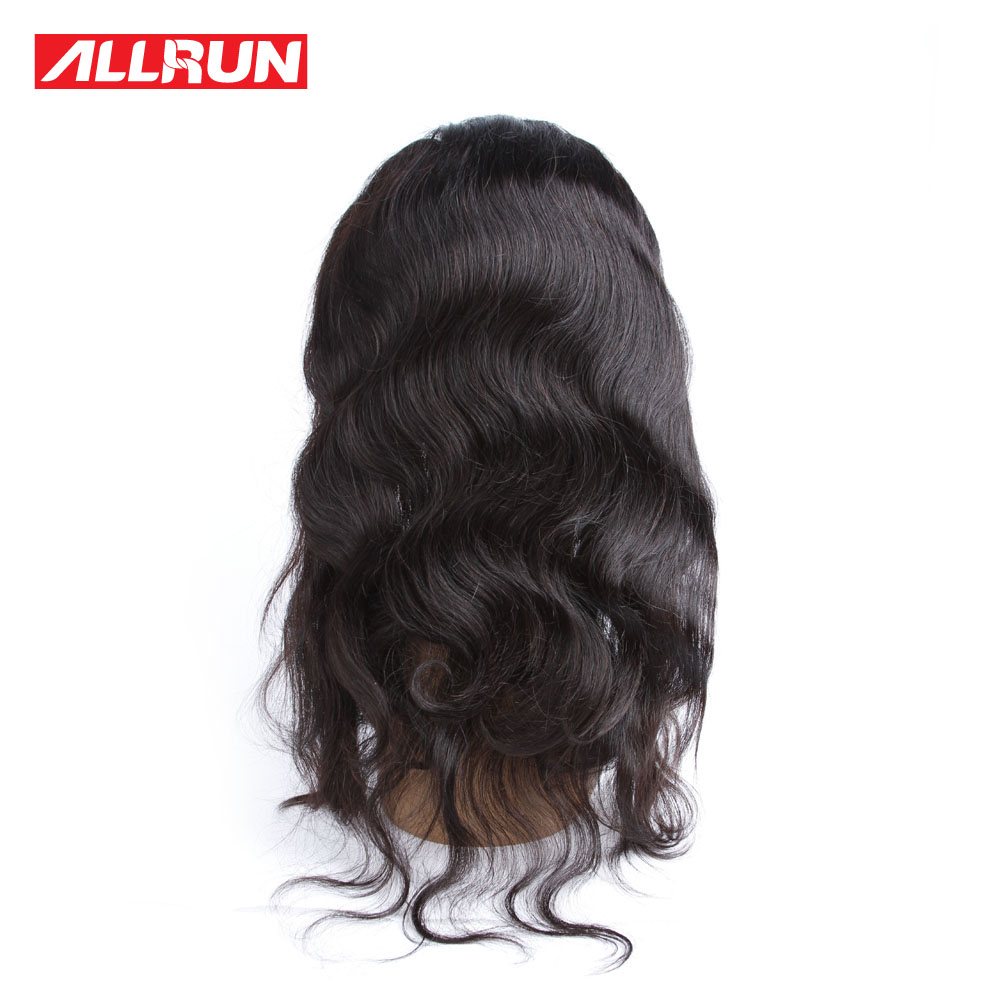 ФОТО 360 Lace Virgin Hair Brazilian Body Wave Wavy 360 Lace Frontal Closure 7A Brazilian Virgin Hair Lace Frontals with Baby Hair