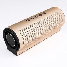 18w Wireless Bluetooth Speaker 2200mAH Power Bank Super Bass Subwoofer Stereo Box Portable Loudspeaker Column For
