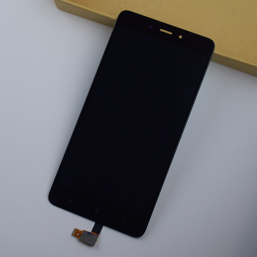 Für <font><b>Xiaomi</b></font> Redmi Hinweis <font><b>4</b></font> Note4 MTK MediaTek Helio X20 Touchscreen Digitizer Sensor Glas LCD Display <font><b>Panel</b></font> Montage image