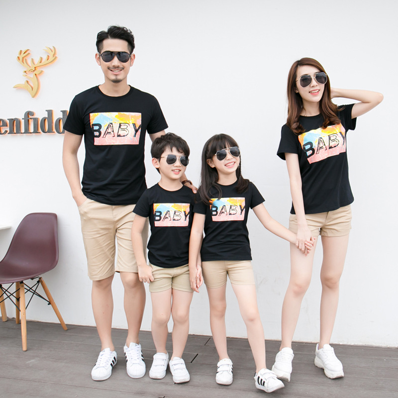 Buy Family Matching Outfits T Shirt