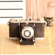 Vintage Retro Camera Model Decoration Crafts Shop Window Personalization Ornaments Photography Props Vintage Wedding birthd Gift(China)