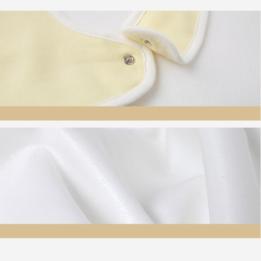 COBROO Śliniak dla niemowląt w jednolitym kolorze Unisex-Baby 100% - Odzież dla niemowląt - Zdjęcie 5