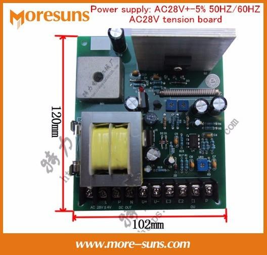 Быстрый Корабль AC28V напряжение доска для Провода и кабеля PT-24V хранения стойку магнитный порошок плате экструдер/strander напряженности пластины