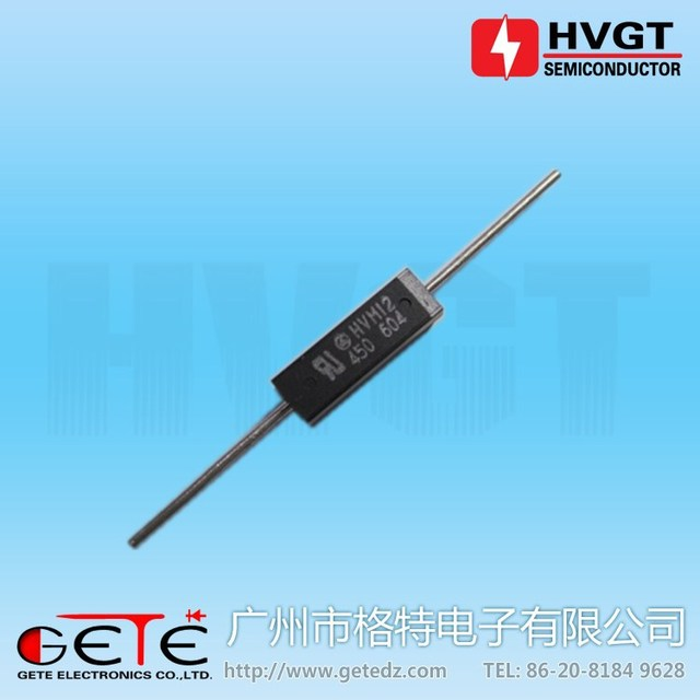 High Voltage Diode Hvm12 Silicon Particles 450 Lrc 450ma 12kv Low Frequency Microwave