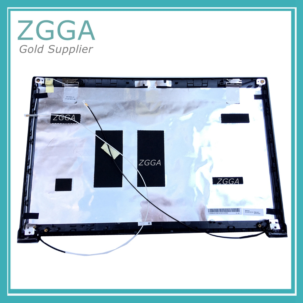 US $34 99 |New Genuine B560 LCD Rear Lid For Lenovo Ideapad Laptop Screen  Top Shell Case Back Cover 60 4JW19 004-in Laptop Bags & Cases from Computer