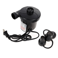 12V 4800PA AC Car Electric Air Pump For Camping Airbed Boat Toy Inflator Inflate Deflate Toys