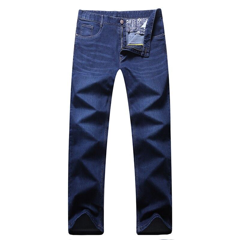 New designer large size straight font b jeans b font font b men b font fashion