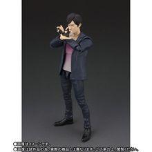 "Original BANDAI SPIRITS Tamashii Nations S.H.Figuarts SHF Exclusive Action Figure   SHIN DAN KUROTO from ""Kamen Rider Ex Aid"""