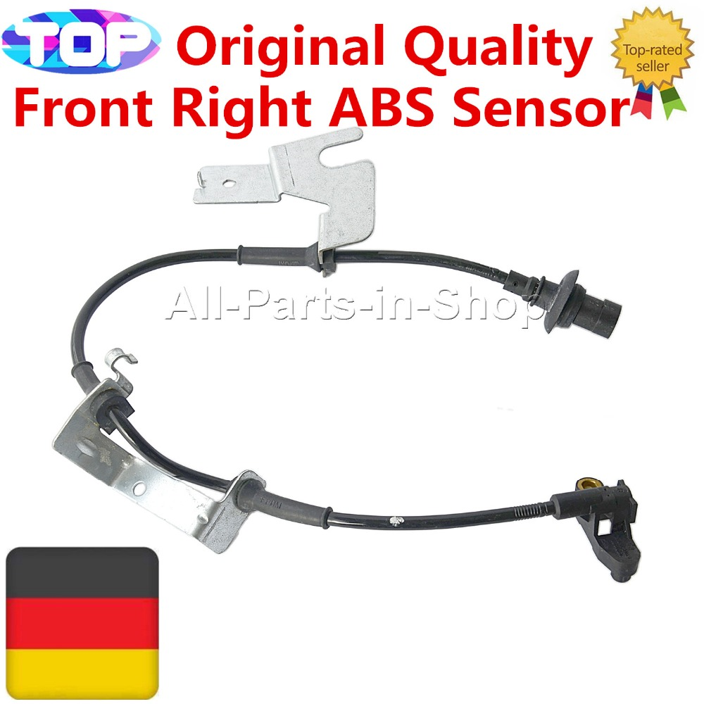 AP01 Front Right ABS Sensor for Chrysler Sebring   Dodge Stratus OE 04764676AA  04764676AB  04764676AC
