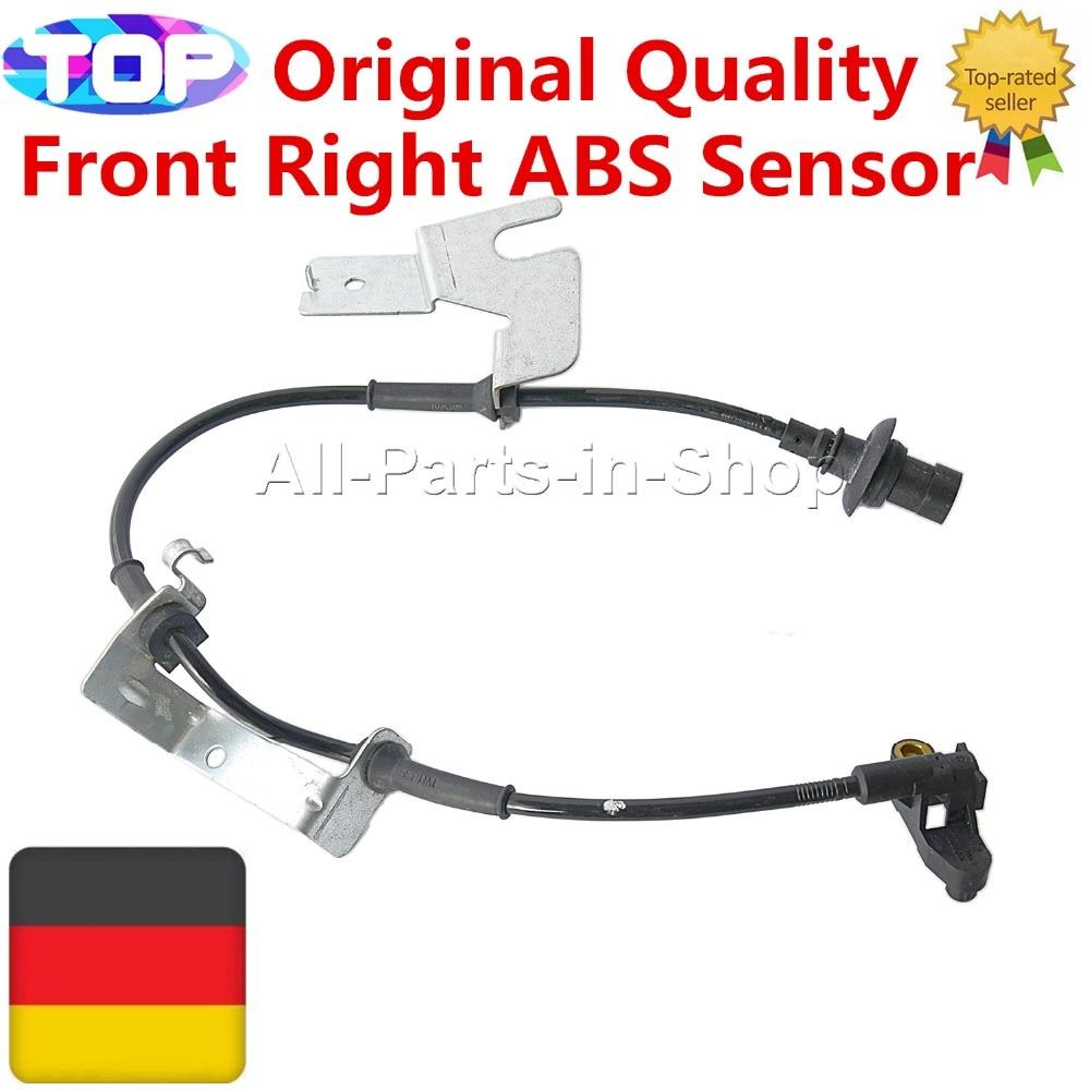 AP01 Rechtsvoor Abs Sensor Voor Chrysler Sebring & Dodge Stratus Oe # 04764676AA, 04764676AB, 04764676AC