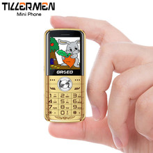 Cheapest Mini Phone Feature Phone Torch Long Standby MP3 Bluetooth GSM 900/1800MHZ 0.3MP Dual SIM Card Russian Language(China)