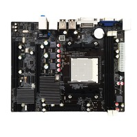 High Performance A780 Desktop Computer Motherboard 780G Mainboard Support DDR3 Memory Dual Channel AM3 CPU 16G Memory Storage