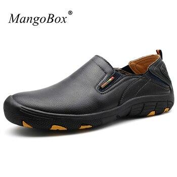 Trail Schoenen Mannen Slip op Outdoor Mannen Schoenen Blauw Zwart Schoenen Trekking Mannen Lente Zomer Camping Sneakers Voor Mannen
