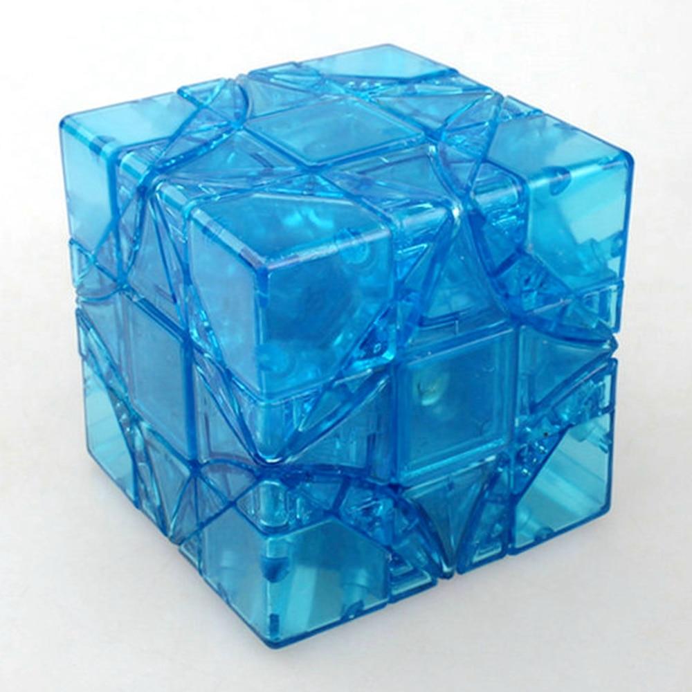 Fangshi Funs LimCube DIY Super Skewb Dreidel 3x3x3 Speed Magic Cube Game Cubes Educational Toys for Kids Children dayan gem vi cube speed puzzle magic cubes educational game toys gift for children kids grownups