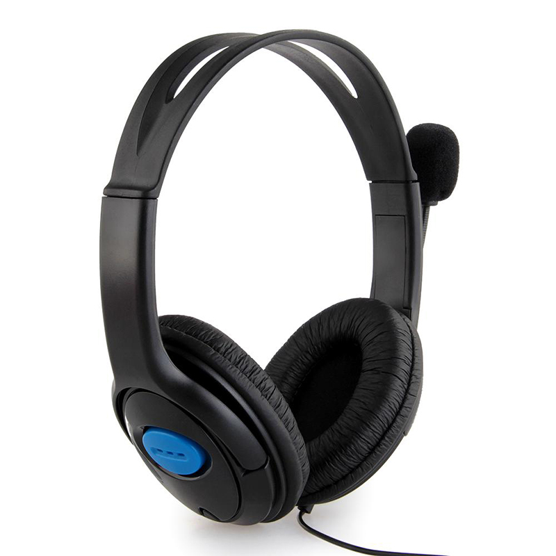 Rondaful Wired Gaming Headsets Headphones with Microphone Mic Stereo fone de ouvido Headphone Auriculares Earphone for Sony PS4