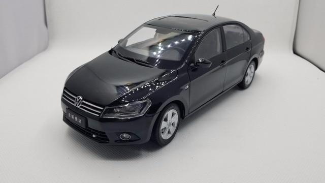 1 18 Diecast Model For Volkswagen Vw Jetta 2102 Black Alloy Toy Car