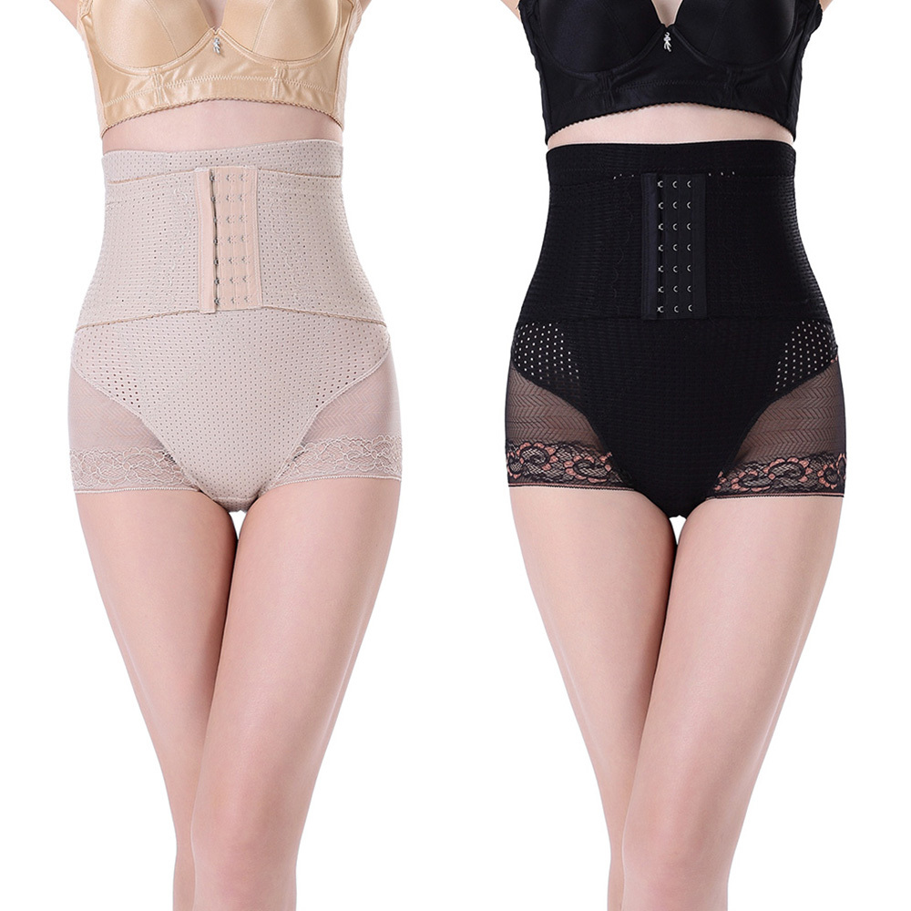 Buy for you Store CheapHigh Quality! Womens Shapewear Body Shaper High Waist Tummy Control Slimming Brief Shorts Pant