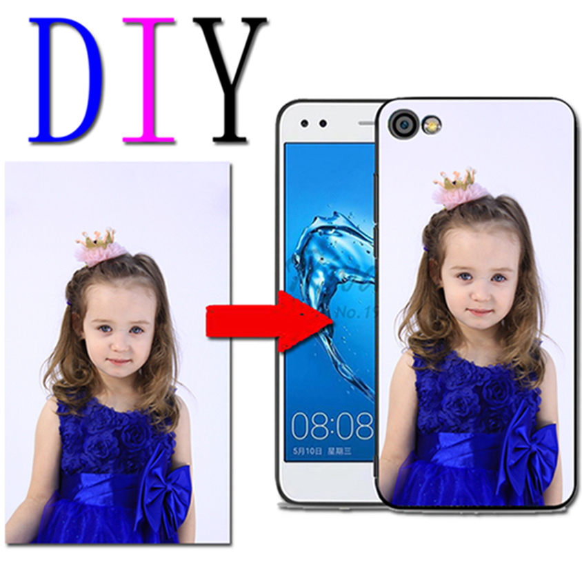 DIY Personalized custom photo name Customize printing your design picture silicone cover case For Motorola Moto E5 Moto G6 Play