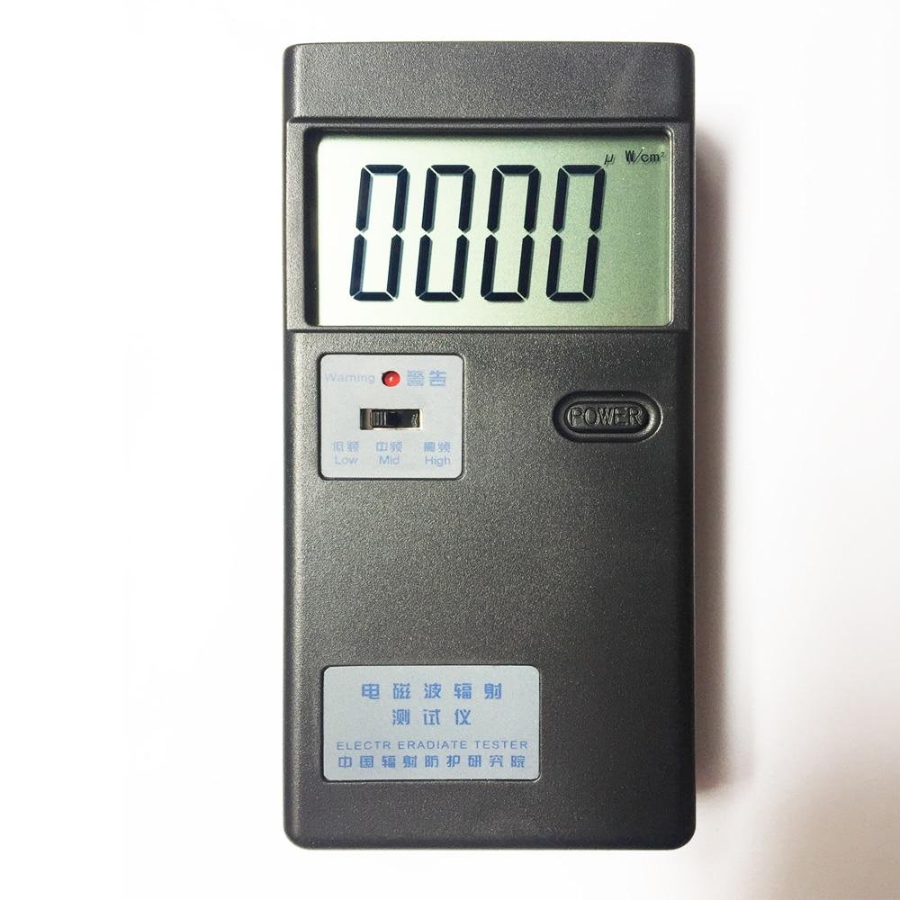 EMF teszter, elektromágneses sugárzásdetektor QX-5 Háztartási - Mérőműszerek - Fénykép 3