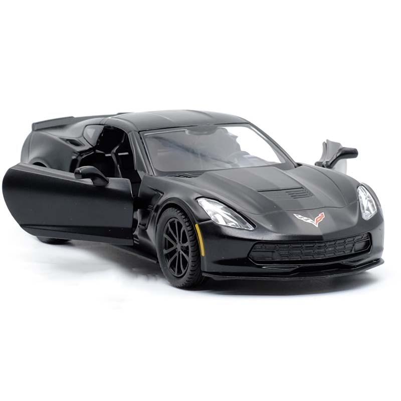 Maisto 1:24 Corvette 2017 Grand Sport Legierung Druckguss Automodell Autos