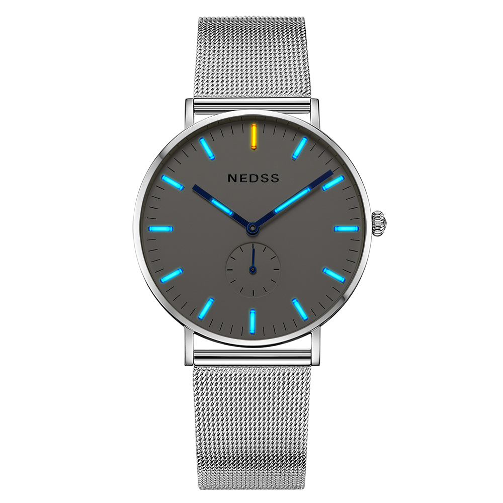 women watches bracelet watch ladies tritium women watches top brand luxury DW simple watch sapphire glass 50M waterproof