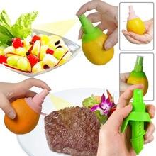 Creative Lemon Sprayer Fruit Juice Citrus Lime Juicer Spritzer Kitchen Gadgets Spray Fresh Fruit Juice