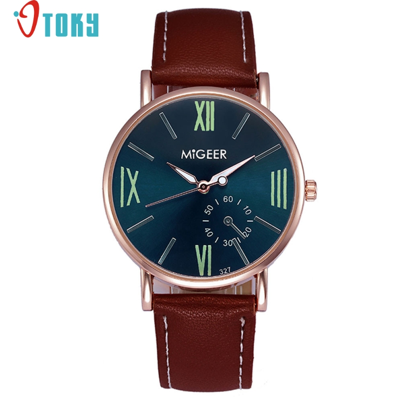 Excellent Quality 2017 Quartz Watch Men Watches Luxury Wristwatch Male Clock Wrist Watch Quartz-watch Relogio Masculino Mar 24