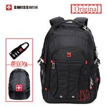 New1680D Swissgear Laptop Rucksack SW8110I Wasserdicht Business Reisenden Rucksack Männer Tagesrucksack rukzak schweizer Zurück Pack