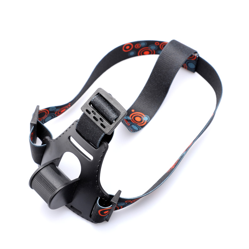 Hot Sell Headband//Helmet Strap Mount Head Strap For LED Headlamp//Head Bike light