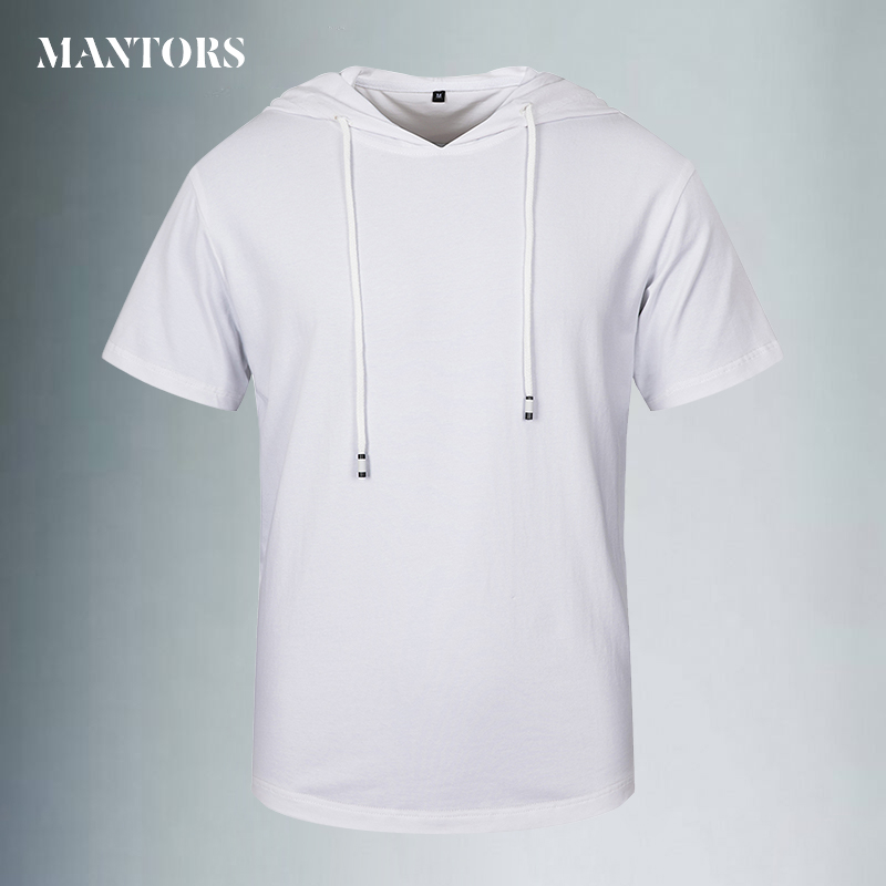 Summer Men   T     Shirts   Hoody TShirt Mens Clothes Solid Sportwear tops&tees Fashion New Brand Short Sleeve Tee   Shirt   Homme De Marque