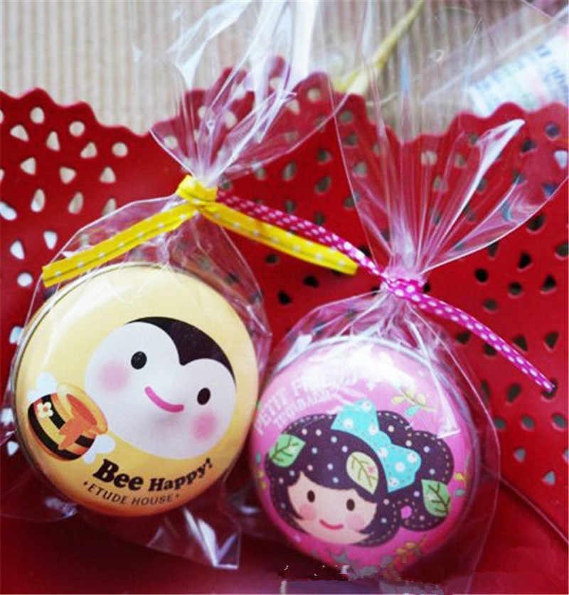 100 pièces Transparent petits sacs en plastique pour bonbons sucette Cookie emballage Cellophane sac de mariage faveur Poly Opp cadeau sac