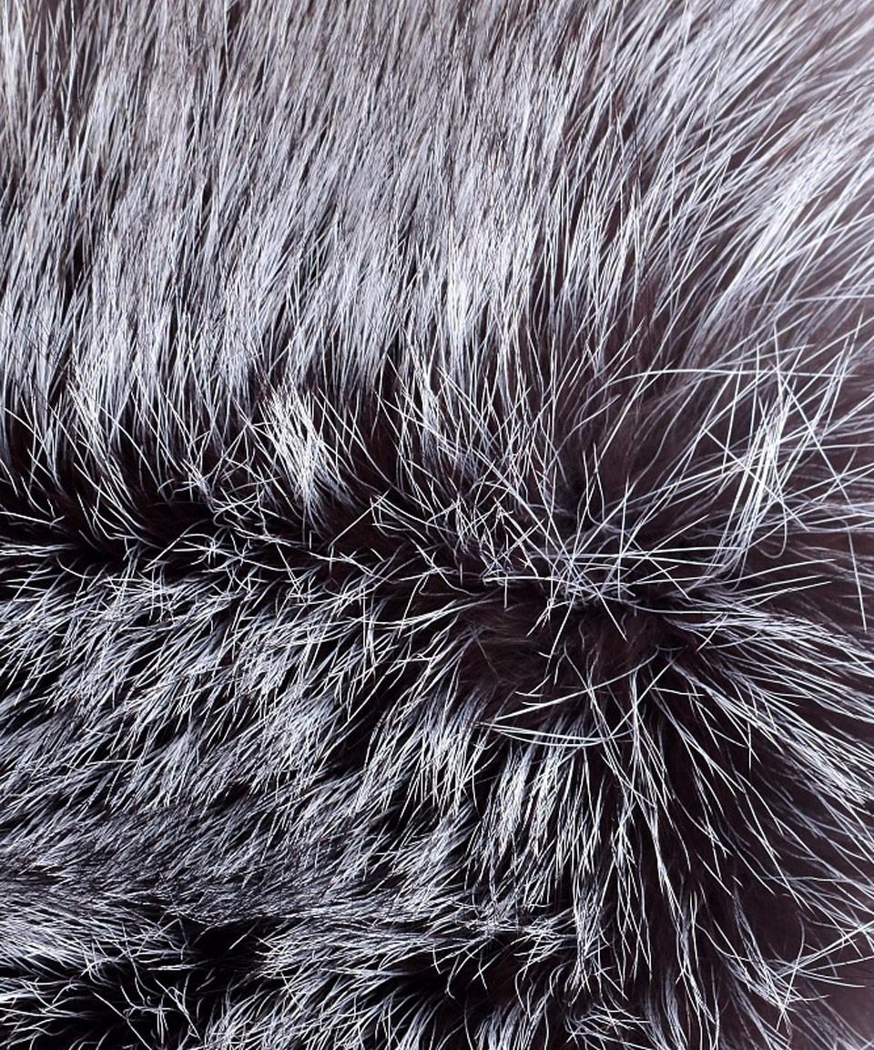 Läkiläki pesukaru- või rebasekarvast