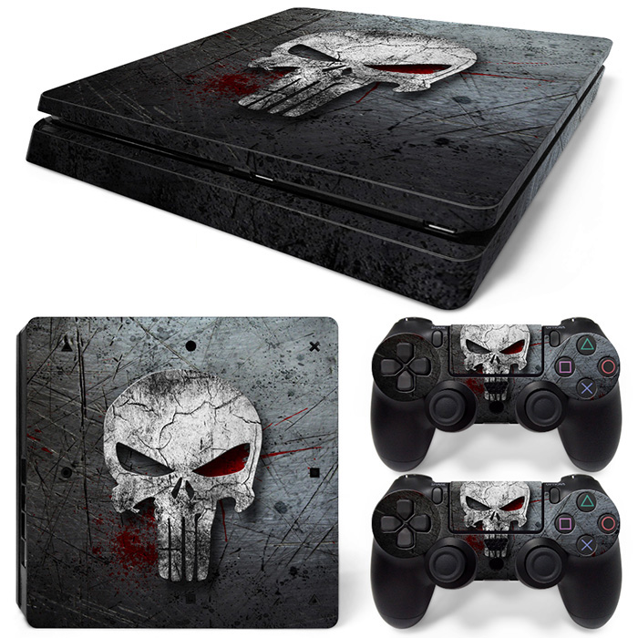 Joker Shop For Cheap Ps4 Slim Vinyl Protector Skin Sticker 2 Controller Skins 0007