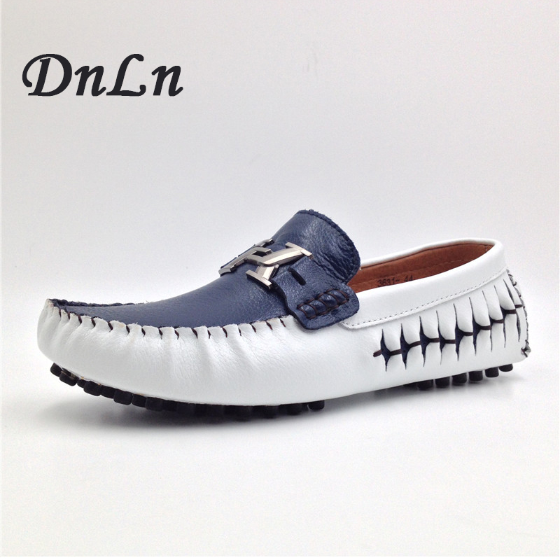 Men Shoes Genuine Leather Loafers Slip On Fashion Casual Driving Shoes Men Mocassins Flats Shoes Zapatos Hombre D30 bole new handmade genuine leather men shoes designer slip on fashion men driving loafers men flats casual shoes large size 37 47