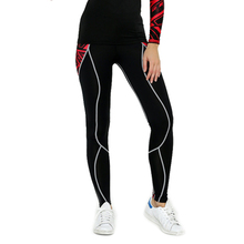 Fitness Legging New style Long Pants  Elastic Quick Dry High Elastic  Skinny  3D Printing weight lifting long pant