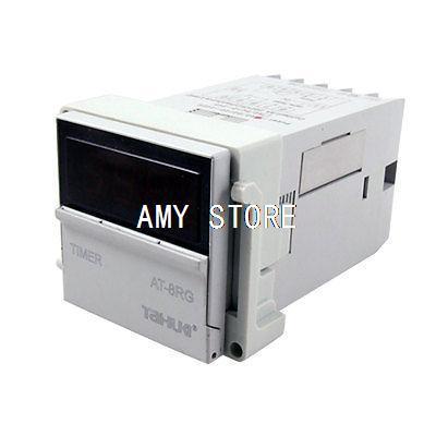 AT-8RG 100-240 V puissance 3A 250 V AC temps de Contact relais temporisateurAT-8RG 100-240 V puissance 3A 250 V AC temps de Contact relais temporisateur