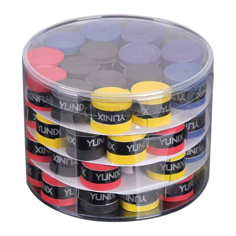 60pcs Sweatbands Tape For Fishing Rods Badminton Grips Slingshot Tennis Racket Dumbbell BB55