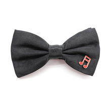 Fashion Solid Color Matte Mens Bow Tie Lightning Note gesture V  Women For Kids Wedding Dress Accessories gift