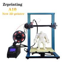 2019 новый дизайн Pre-assmbly Flsun 3d принтер Большая область печати 300*300*400 мм супер горячий возврат питания сбой печати