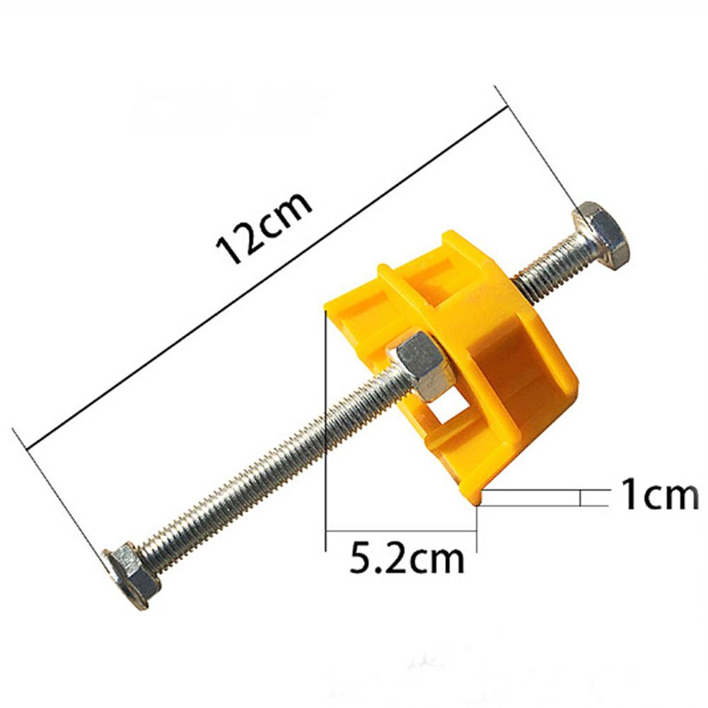 None Flooring Wall Tile Punch Locator Punching Fixator Positioner Chamfering Device Orifice Level Wedges Hand Tools New Construction Tools