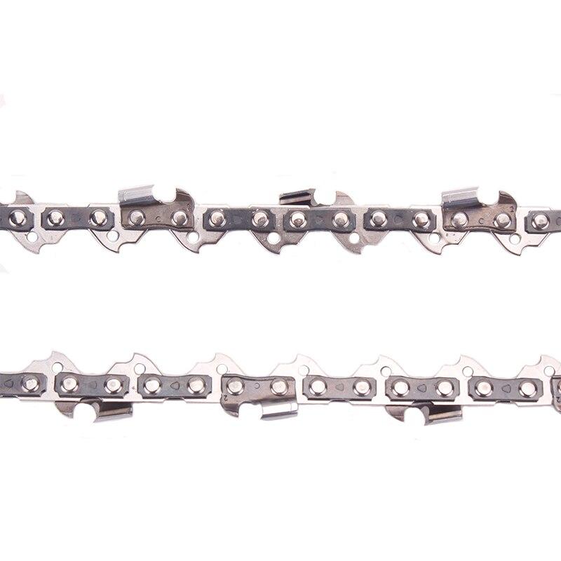 Ketten Kabel 2-pack 16-zoll 3/8 low Profile Pitch Heimwerker 043 Spur 55 Stick Link Halbmeißel Sah Ketten Verwendet Auf Benzin Kettensäge Und Ein Langes Leben Haben.